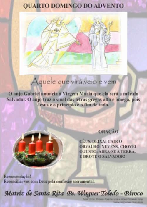 Matriz De Santa Rita Página Oficial